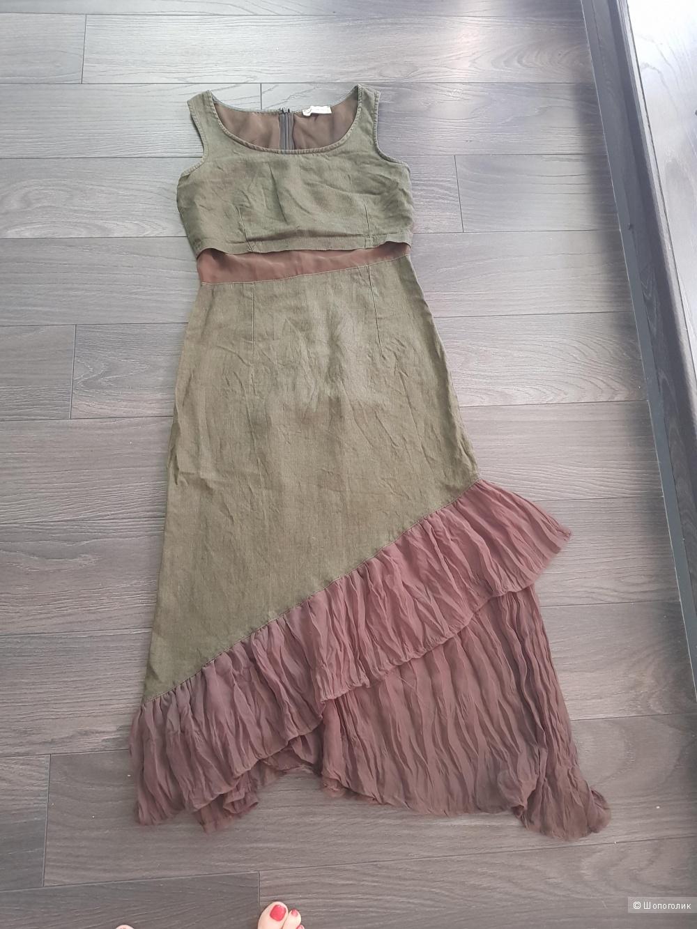 Femmes je vous aime платье 44р.