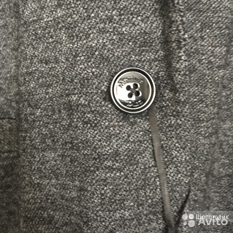Пиджак оверсайз Massimo Dutti, размер L