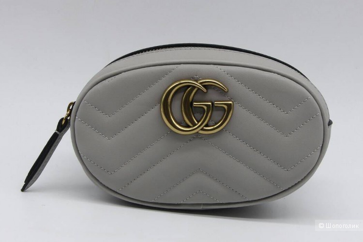 Сумка Gucci grey, one size