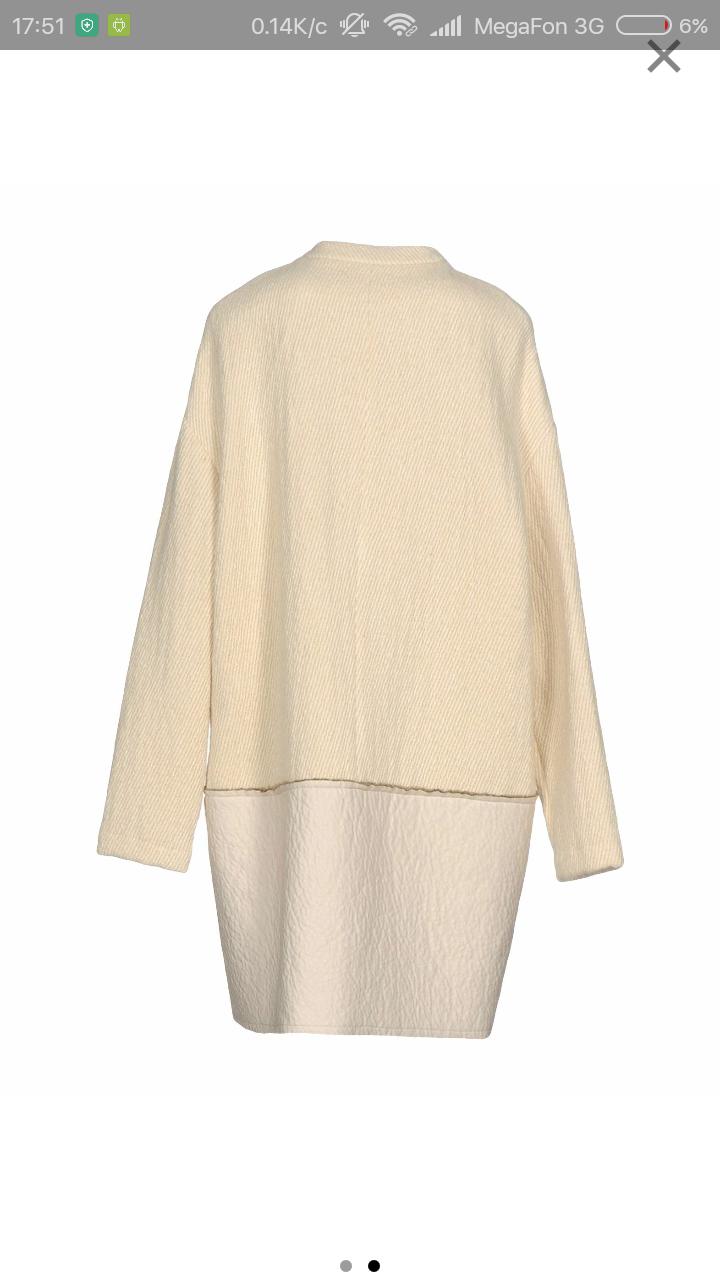 Пальто European Culture, размер L