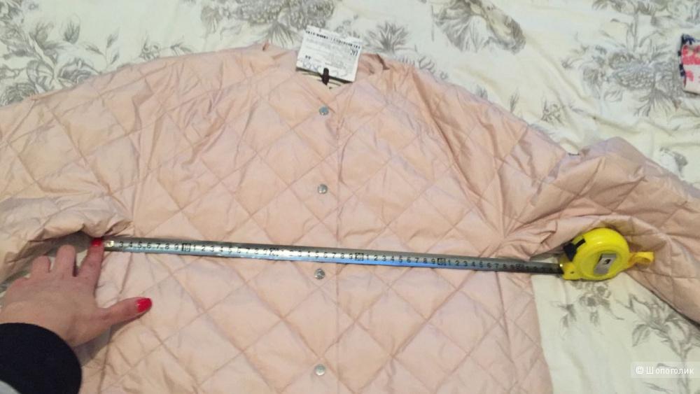 Демисезонное пуховое пальто Naumi, р-р 44
