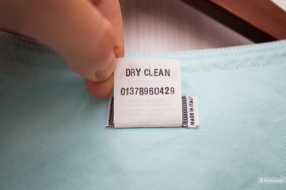 Versace джинсовое платье, 44 размер