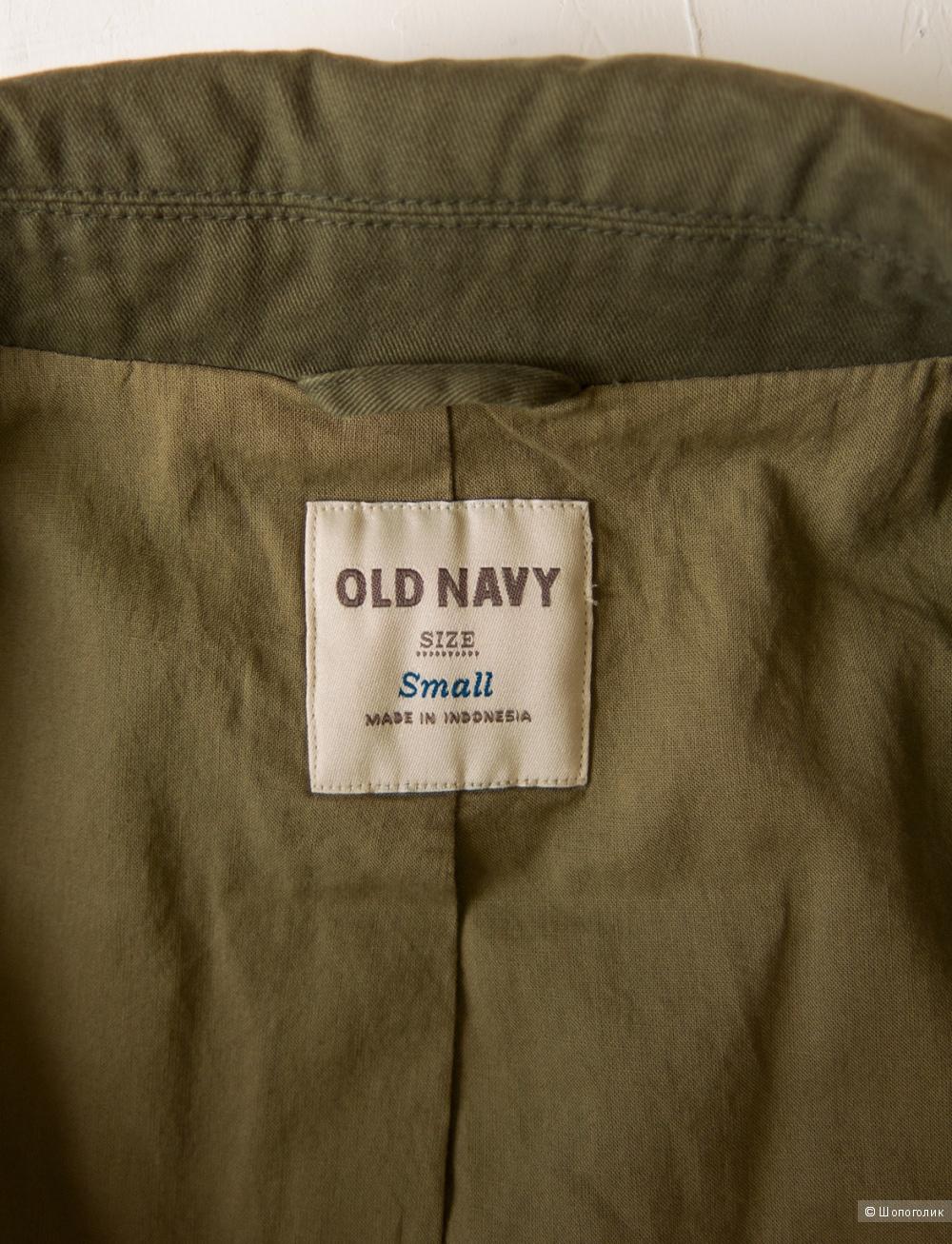 Тренч Old Navy р.S