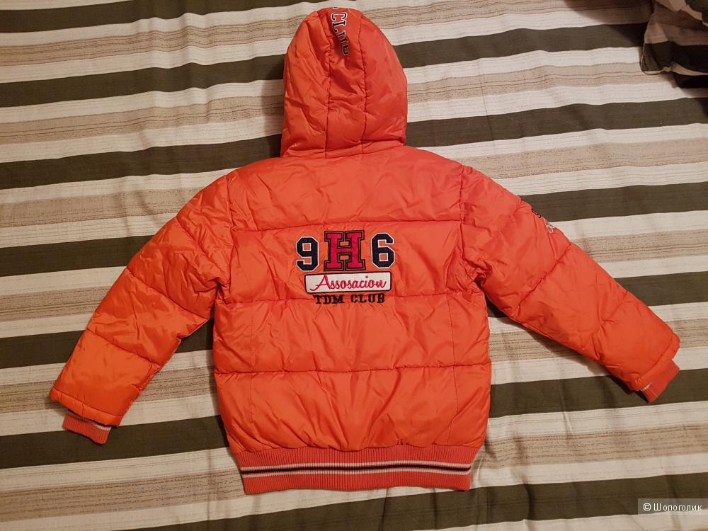 Итальянская куртка Tandem на мальчика, р. 8-9 лет