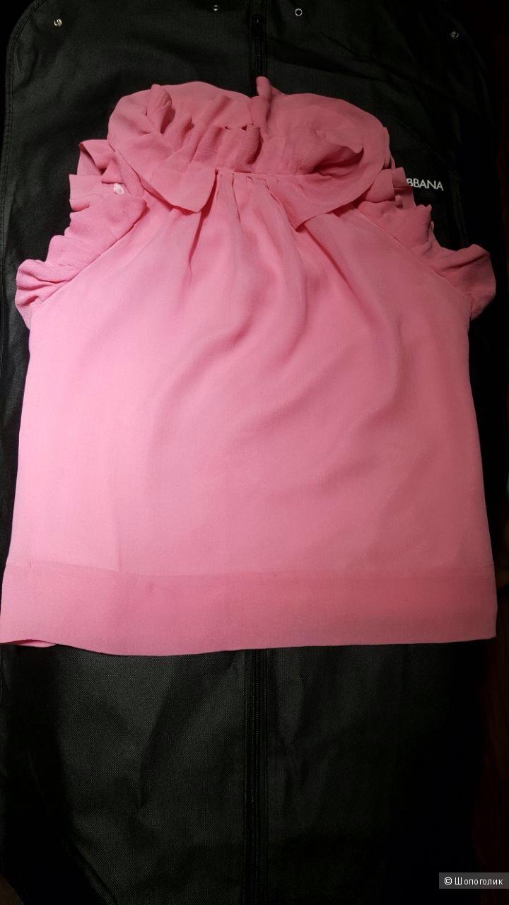 Leifsdottir шелковая блуза р.42-44