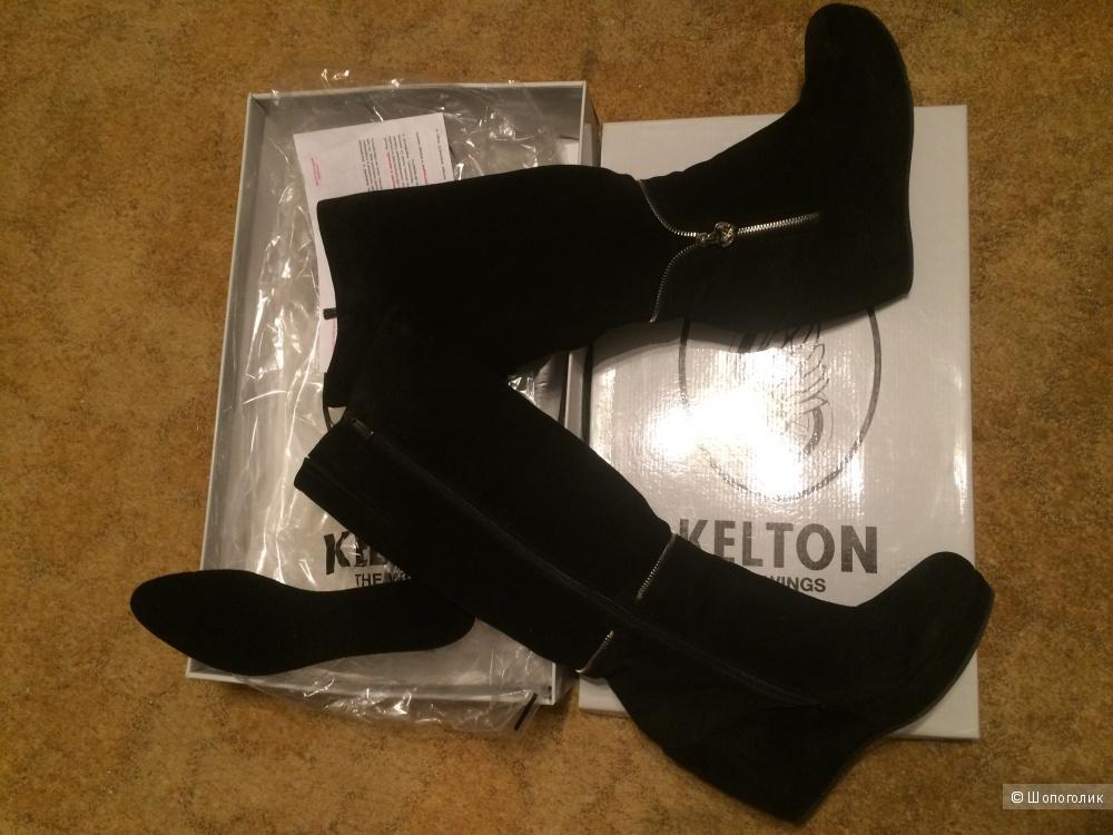 Сапоги KELTON размер 40
