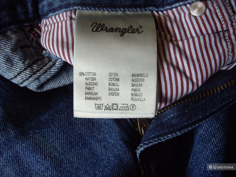 Джинсы  WRANGLER 29 ( 28) размер .