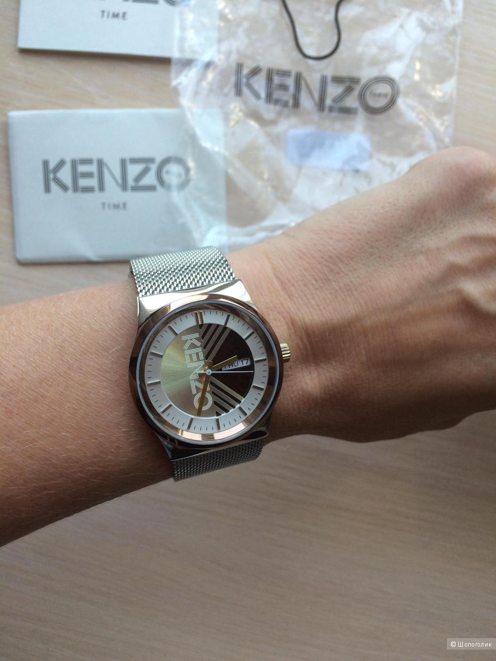 Часы Kenzo, one size.