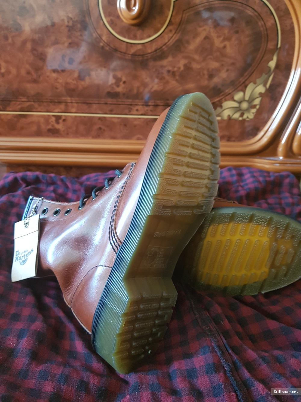 Ботинки Dr martens 39