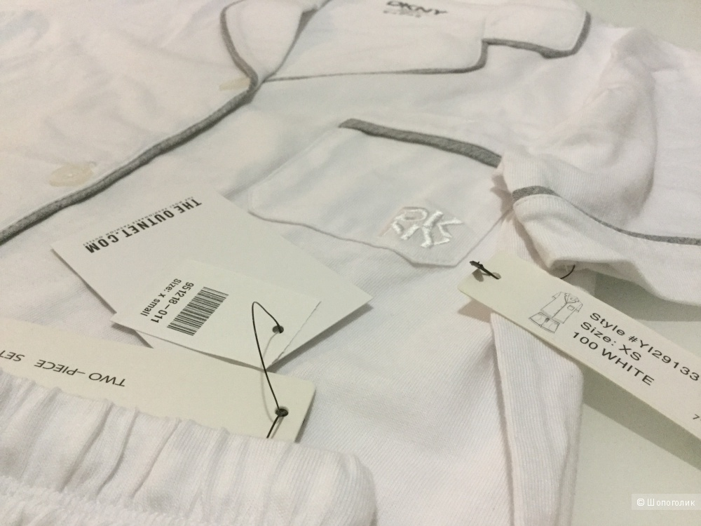 Пижама DKNY, размер XS