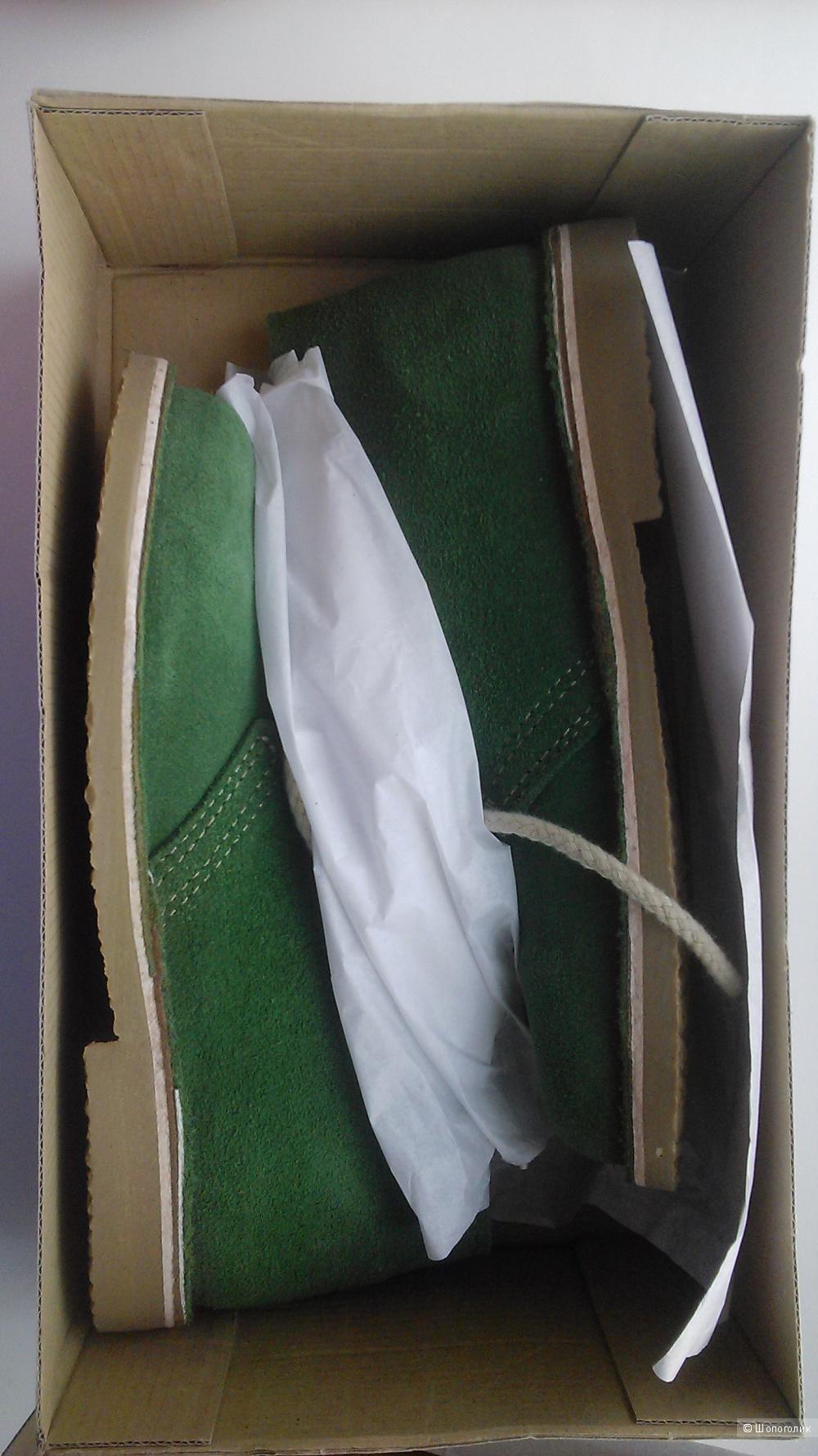 Ботинки Сафари 38 размер