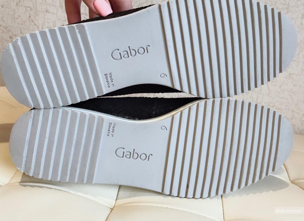 Слипоны Gabor 39