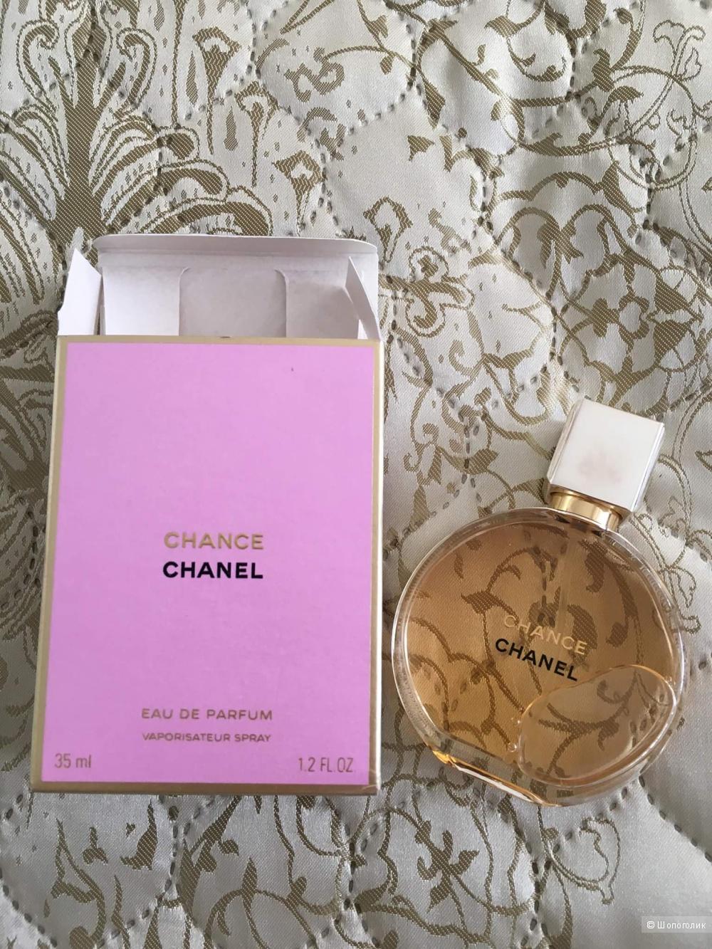 Парфюмированная вода Chanel Chance, 35 ml