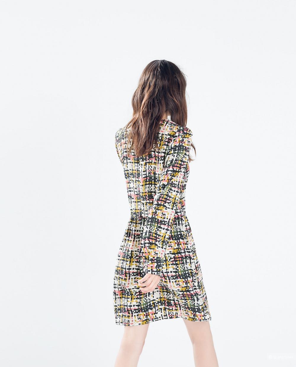 ZARA платье размер S
