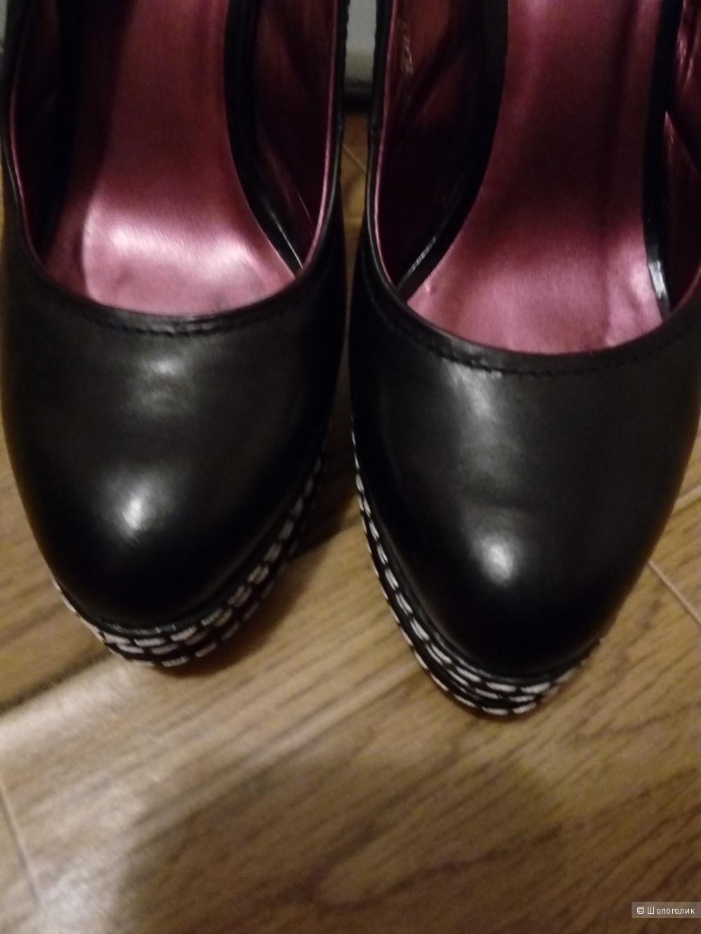 Туфли-босоножки Sasha Fabiani  39