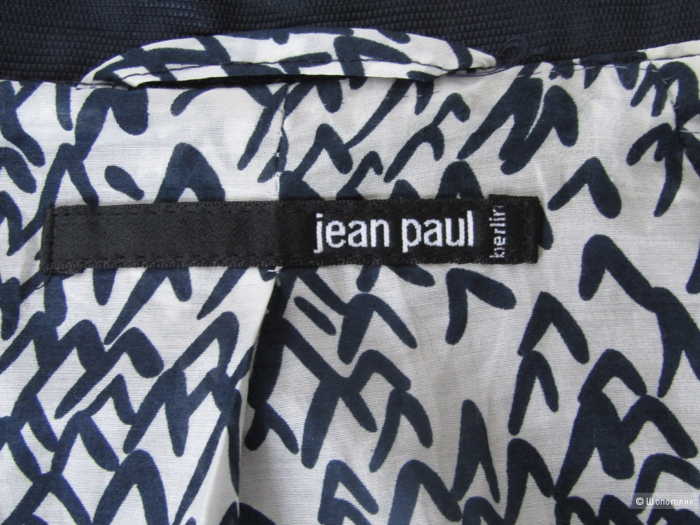Тренч (плащ) Jean Paul размер 44/46