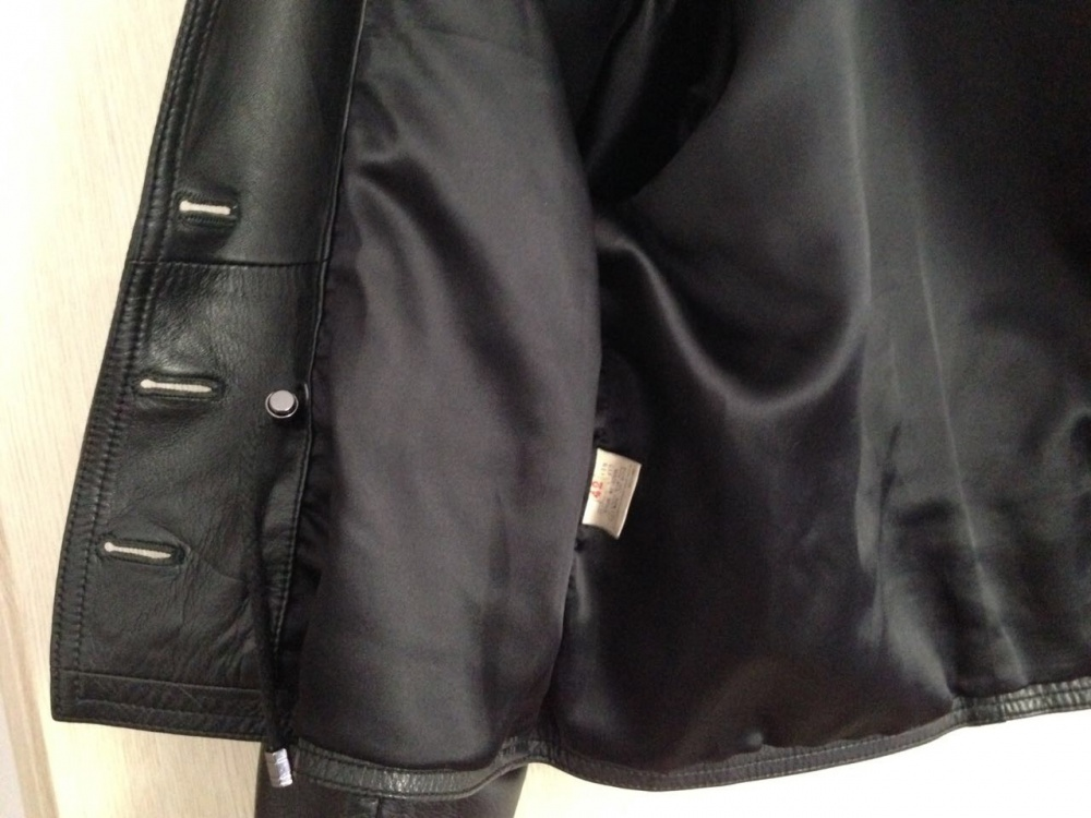 Кожаная куртка р. 48, Испания
