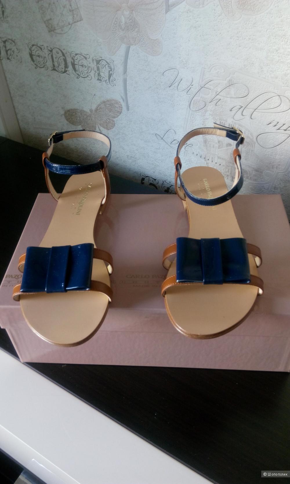 Босоножки-сандалии Carlo Pazolini, 39 размер.