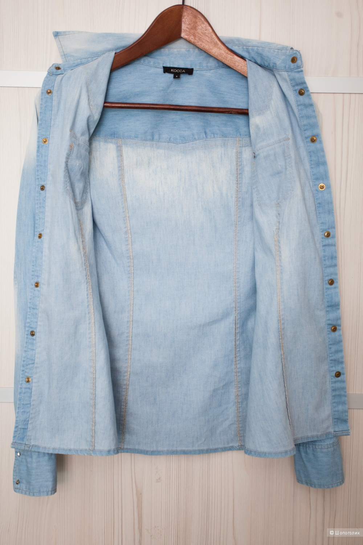 Джинсовая рубашка Kocca, S
