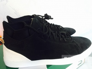 Кроссовки Puma Black-Puma White, размер 9Uk, 43Eur