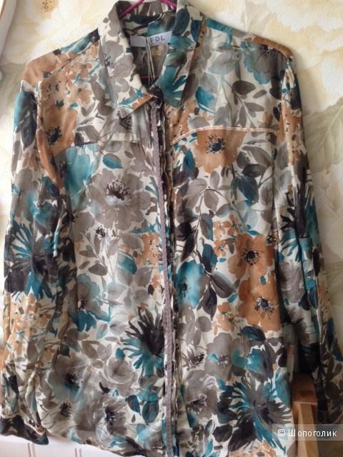 Блузка LA FABBRICA del LINO, L