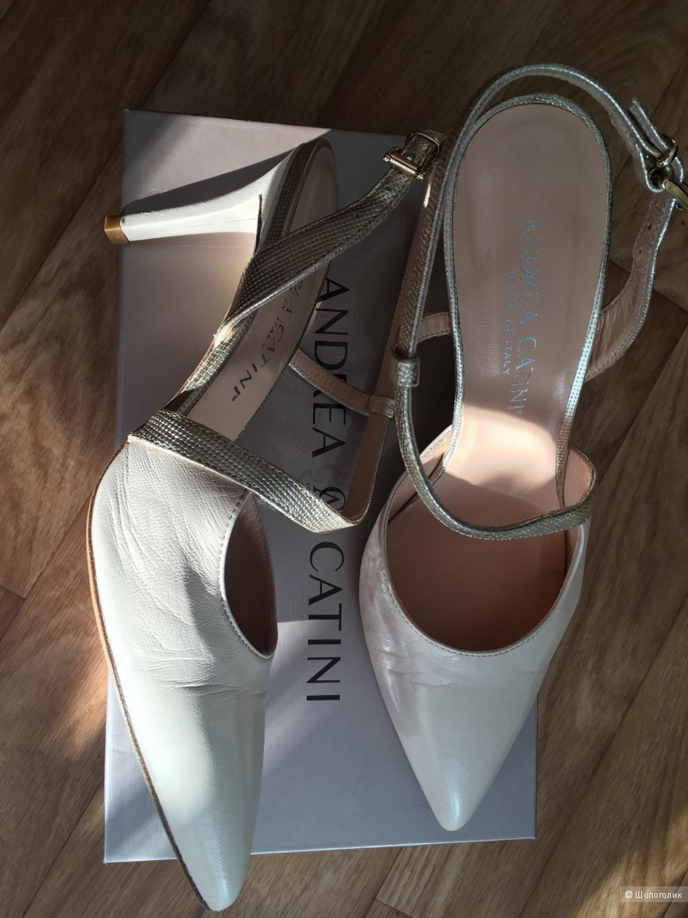 Туфли ANDREA CATINI, 39.