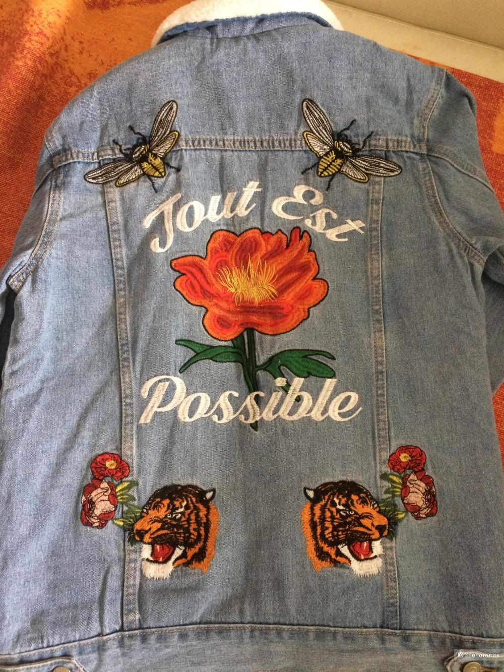Куртка джинсовая Glamorous xs