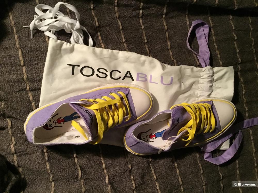 Кеды Tosca Blu, 38 размер.