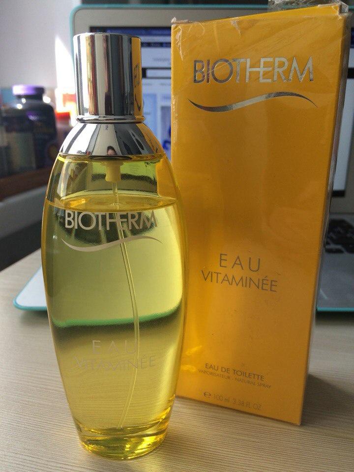 Туалетная вода Biotherm Eau Vitaminee 100мл