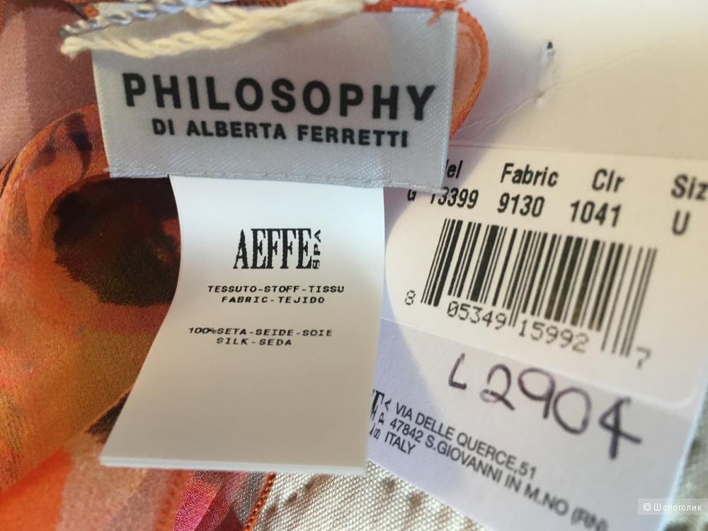 Шарф PHILOSOPHY DI ALBERTA FERRETTI