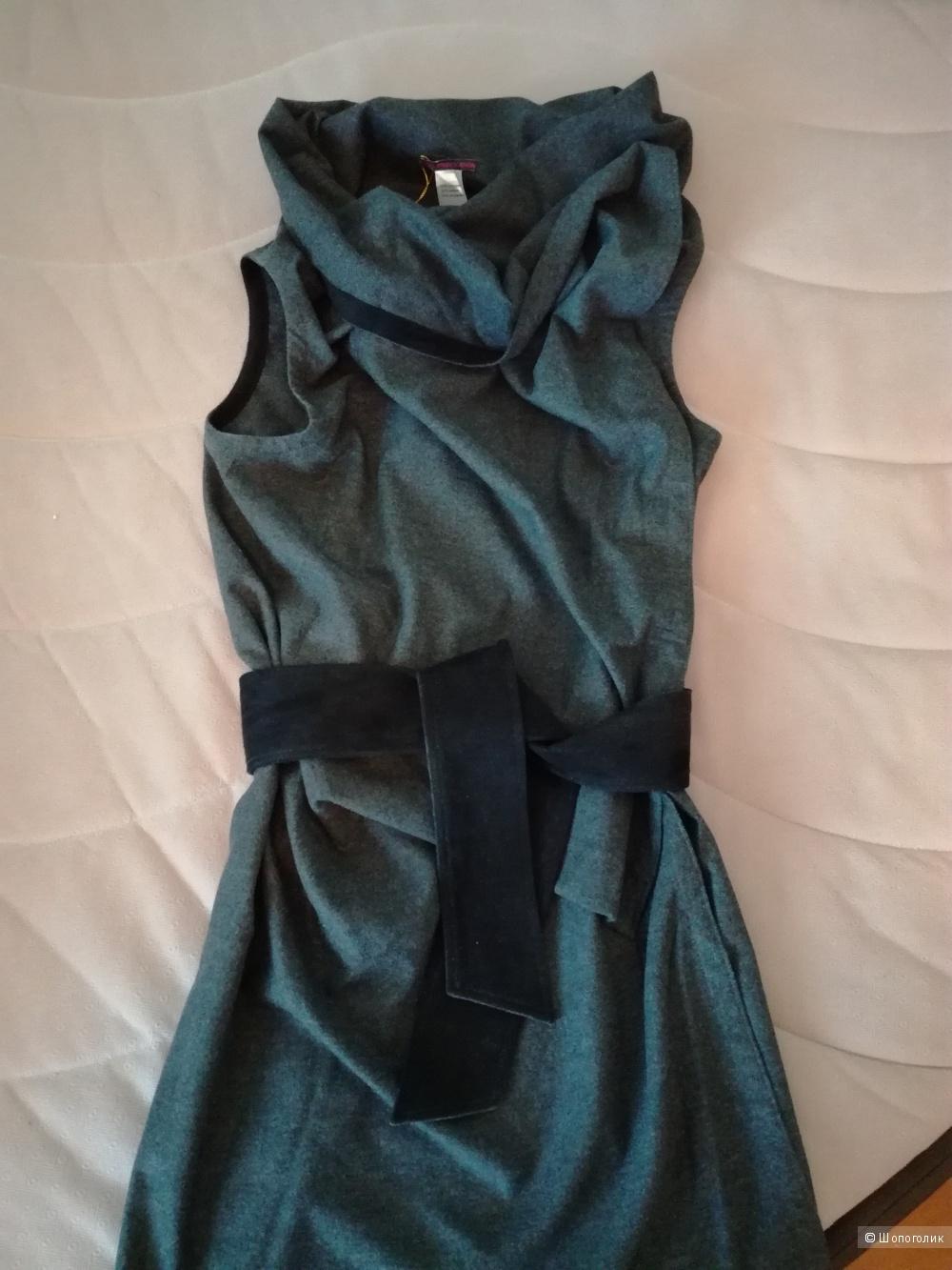 Пальто-накидка Chia BRAND Шайна 44-48 р.
