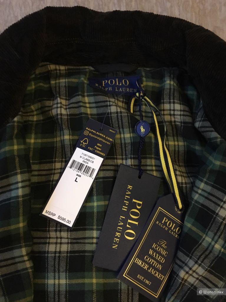 Куртка мужская, Ralph Lauren, размер L.