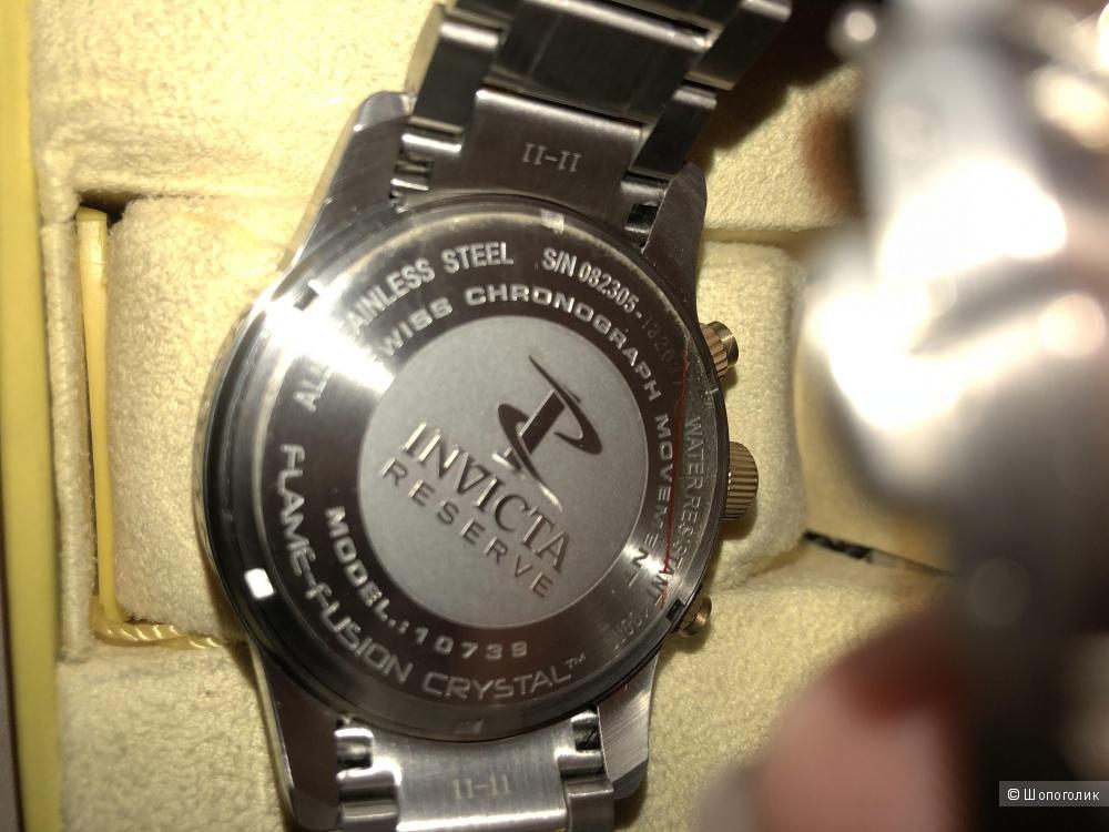 Invicta часы мужские
