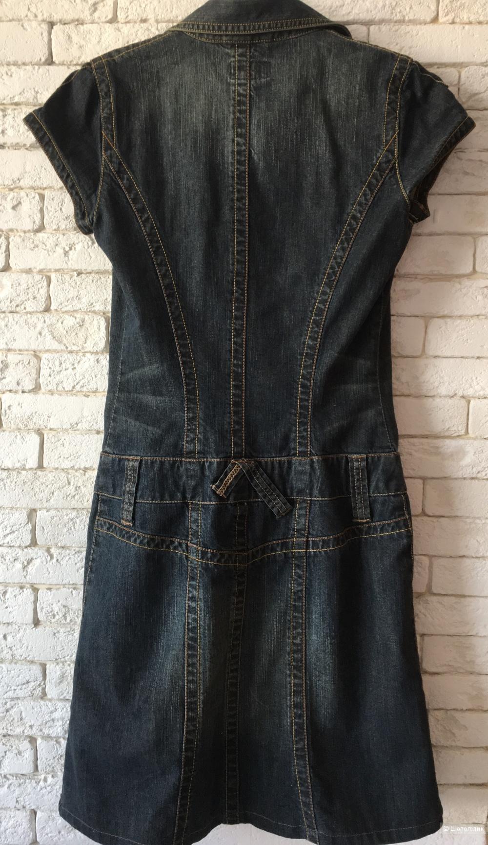 Джинсовое платье MEXX, S
