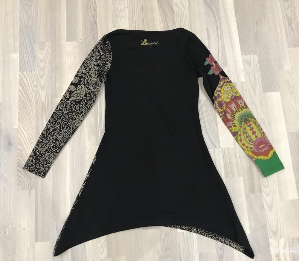 Платье-туника Desigual, размер S.