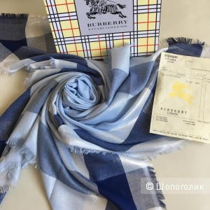 Платок Burberry Jeans, one size