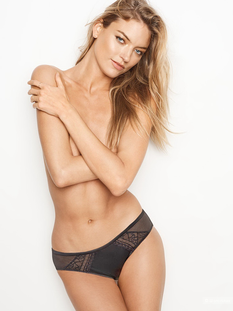 Victoria's secret трусики Hiphugger Panty, M