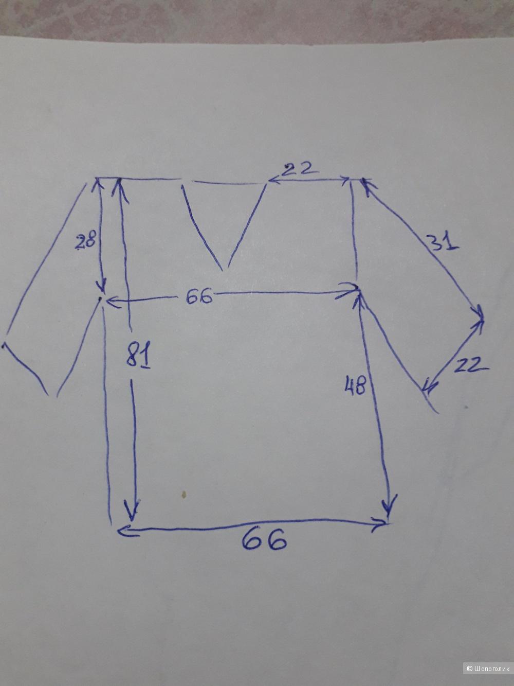 Мужская футболка AGMI , XL (56-60)