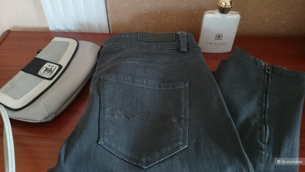 Джинсовые брюки MAX&Co., размер 27