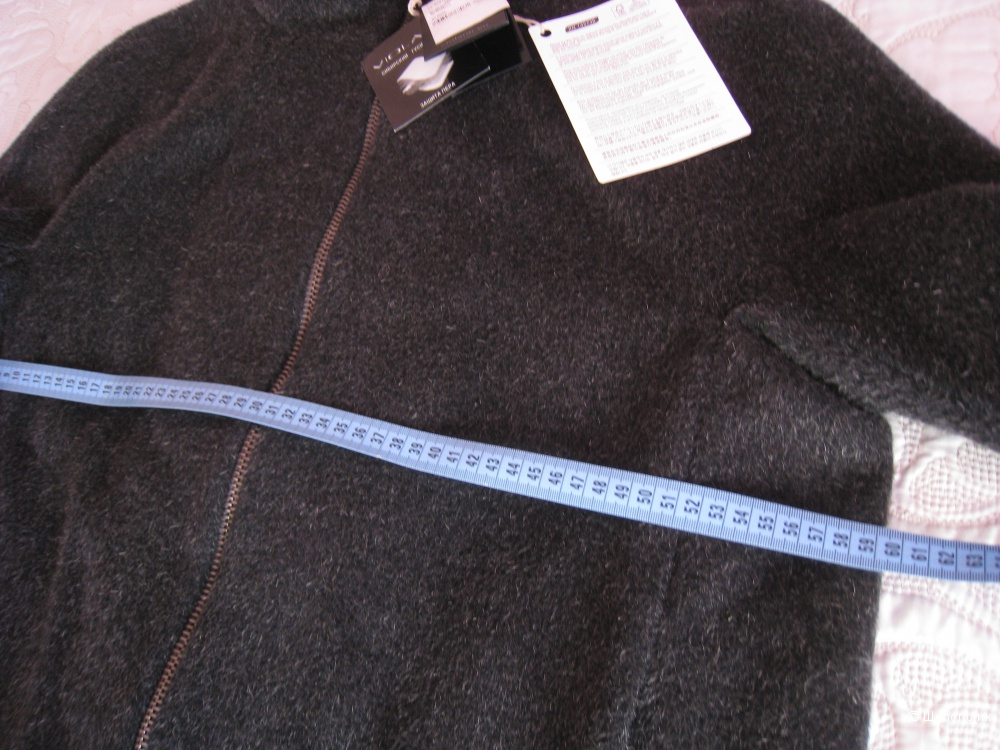 Пуховик+пальто Violanti, на 46р