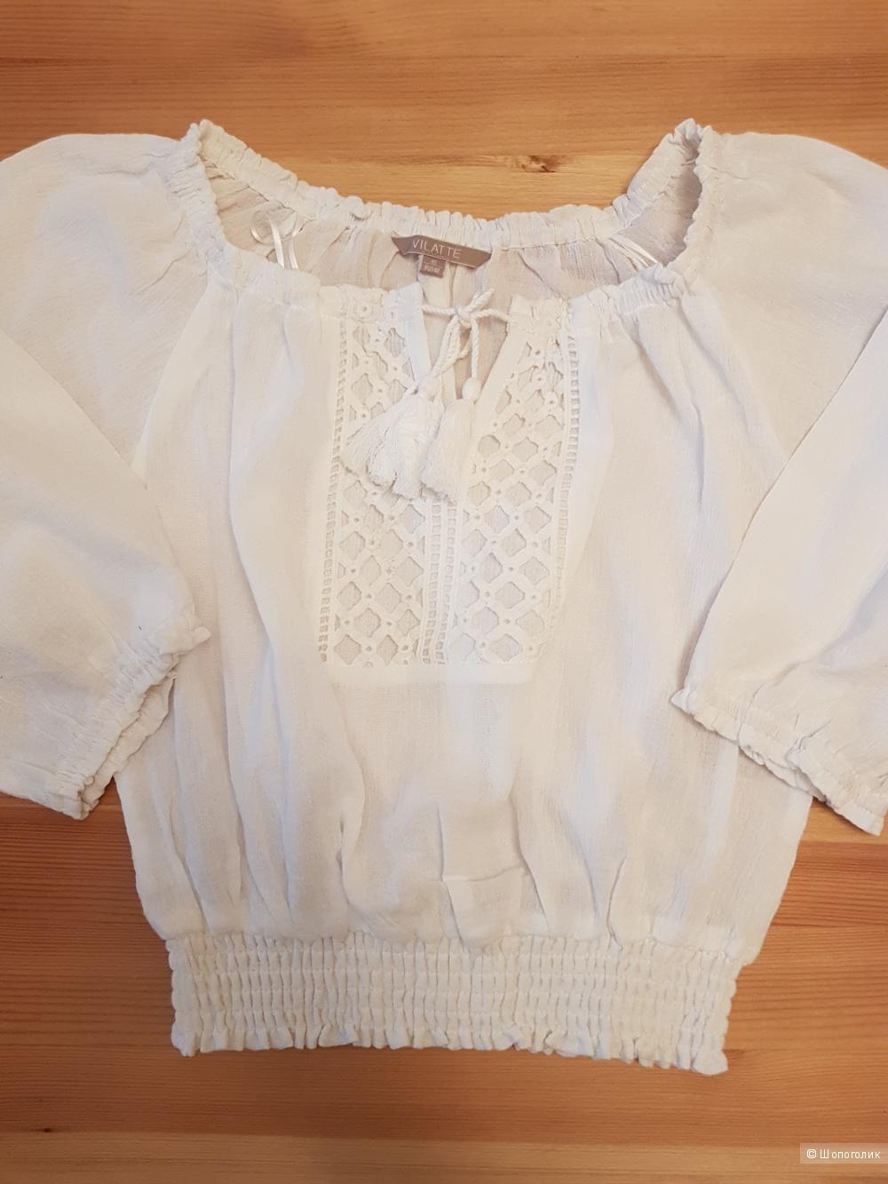 Блузка VILATTE, размер 42