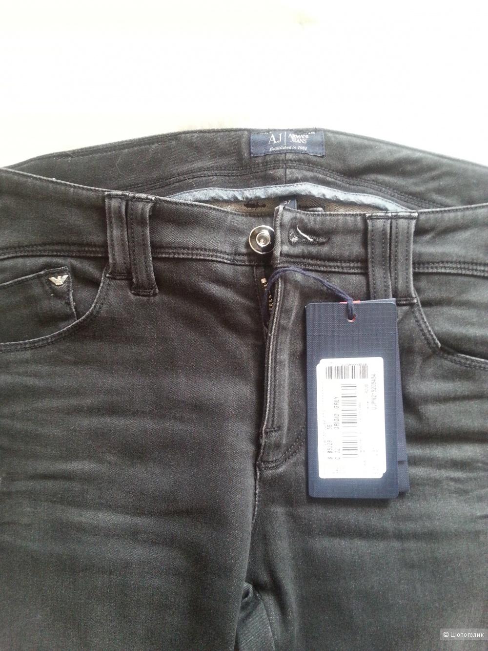 Джинсы Armani jeans размер 27
