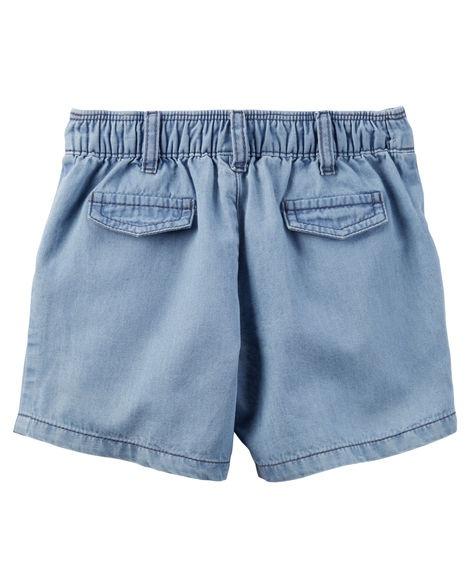 Набор: платье + шорты Carters, размер 24м (83 -86 см)