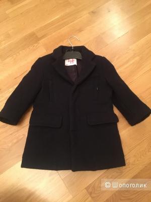 Пальто il gufo размер 1.5-2.5 года