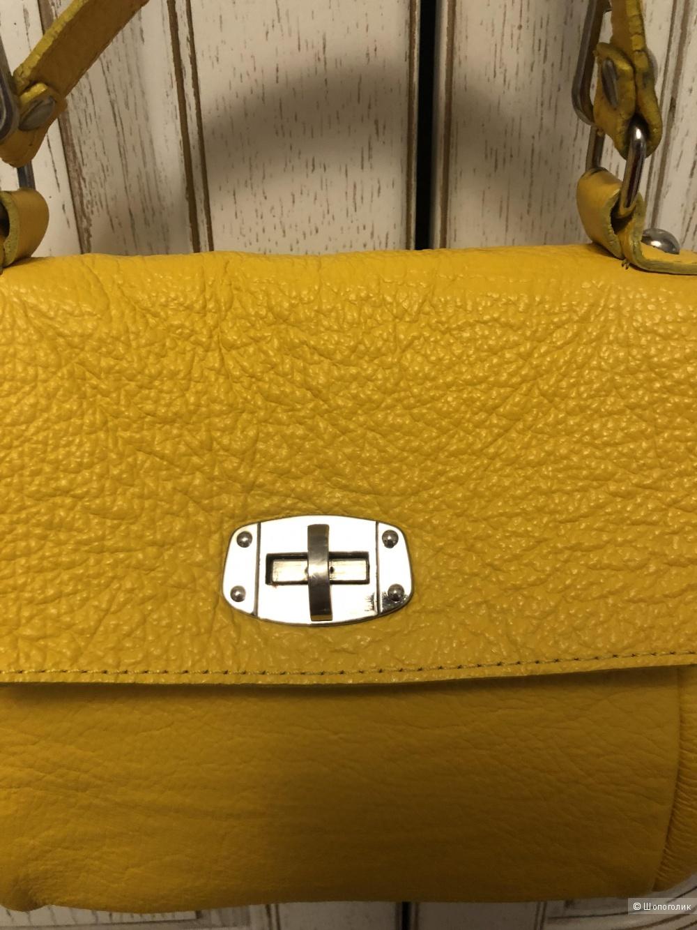 Сумка Leather Genuine