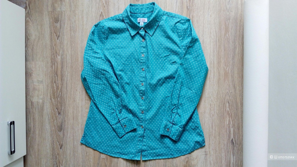Рубашка Denim & Co, размер 46-48