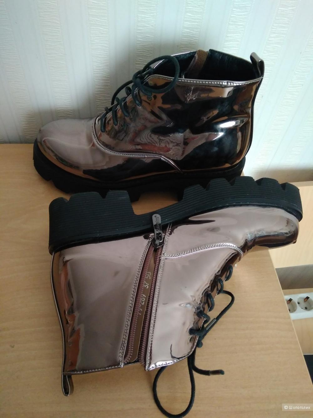 Ботинки женские, Gelsomino, 37 размера