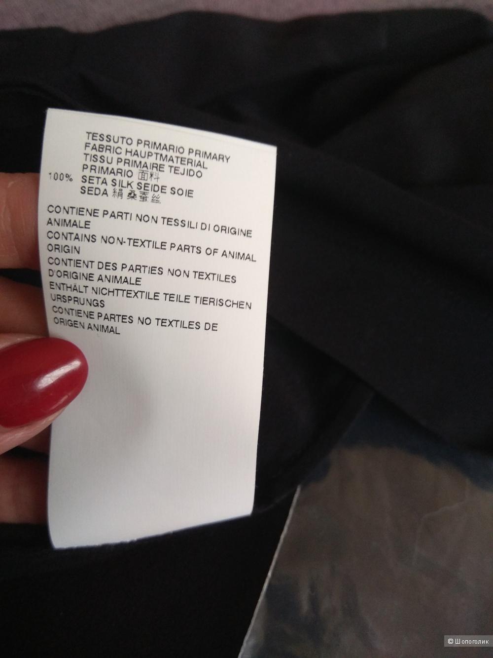 Рубашка шелковая Maison Margiela 40-42р(38it  )