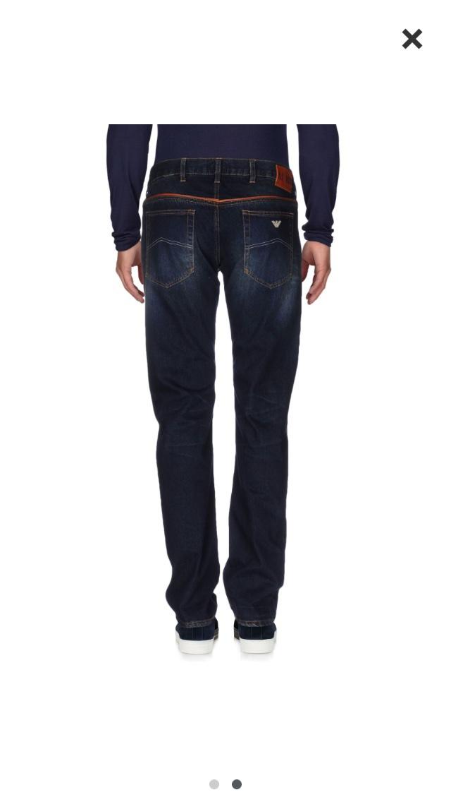 Джинсы мужские Armani Jeans размер 32/34