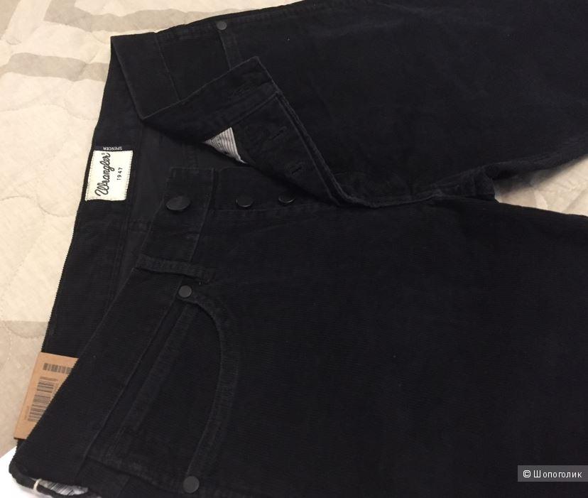 WRANGLER брюки мужские 32W-34L